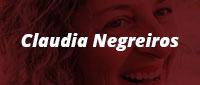 Claudia Negreiros Coach, Mentora de Coaches e Especialista em Perguntas Poderosas